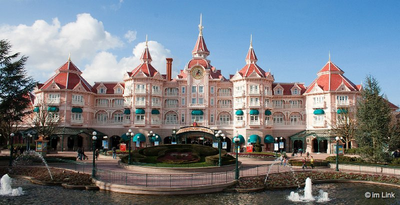 Disney Land Paris Hotel Angebot