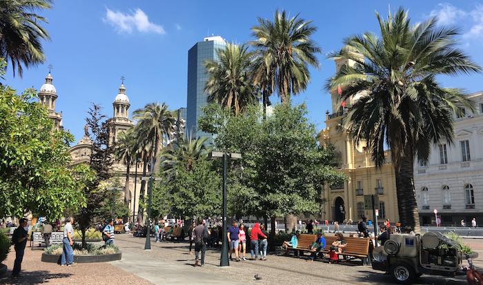 Frühling In Santiago De Chile Ein Reisebericht Mit Tipps Tricks